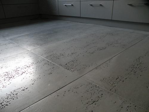 Beton architektoniczny na podłogę
